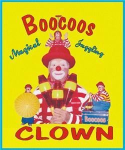 Boocoos the Clown