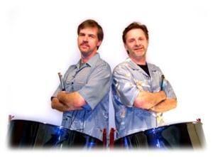 Panduo Steel Drum Duo/Gary Gibson