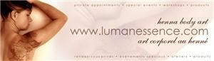 Lumanessence • Henna Body Art
