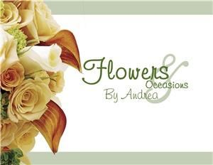 Flowers & Occasions by Andrea