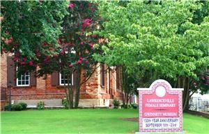 Lawrenceville Female Seminary & Gwinnett History Museum