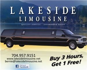 Lakeside Excursion Limousine
