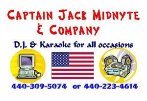 Captain Jack Midnyte & Co