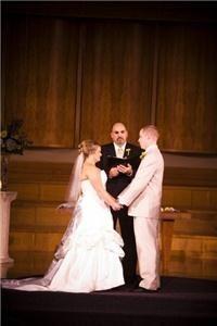 Wedding Pastor D