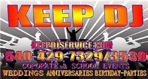 KEEP DJ Service Inc