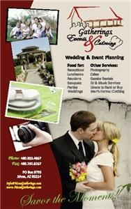 Gatherings, Events & Catering
