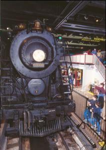 Train Factory