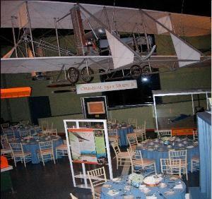 The Franklin Air Show Aviation Exhibit