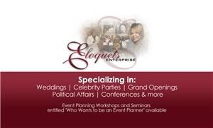 Eloquets Enterprise Event Planning LLC - Milwaukee