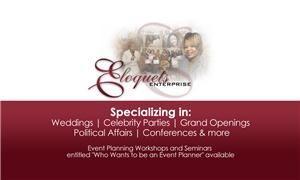Eloquets Enterprise Event Planning LLC - Toledo