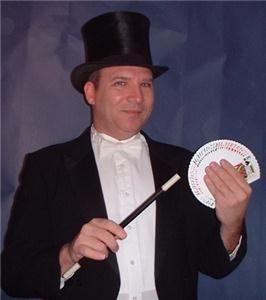 Steve Burton Magician