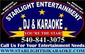 Starlight DJ & Karaoke
