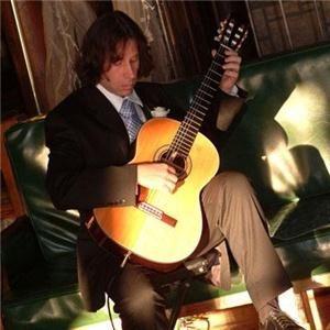Classical Guitarist Dana Starkell
