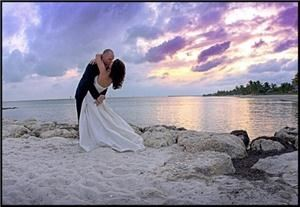 Aarons Key West Wedding