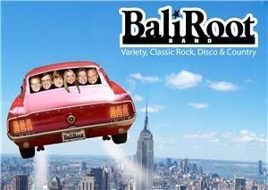 BaliRoot Band - Topeka