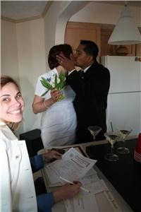 1st Wedding Officiant (serving MD)