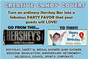 Creative Candy Covers - Columbus