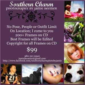 Southern Charm Photography by Jamie