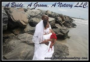 A Bride, A Groom, A Noatary LLC