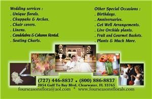 Four Seasons Florals & Events