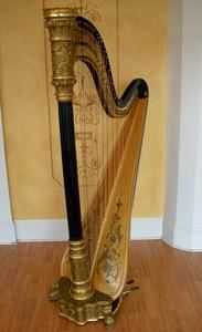 Beautiful Harp Music