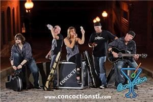 "Concoction - (noun/adj.)  a ""well-blended"" variety of dance music made just for you!"