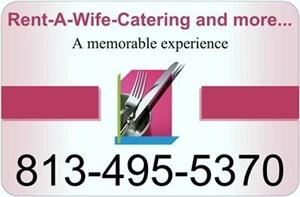 Rent-Wife-Catering and more services