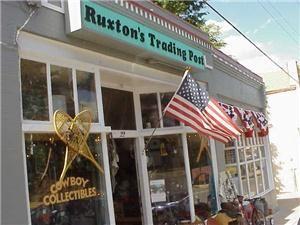 Ruxton's Trading Post