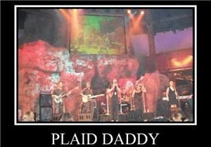 Plaid Daddy Band