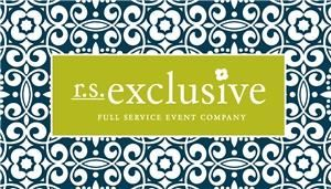 RS Exclusive, LLC - Full Service Event Company