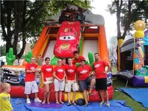 Niagara Inflatables And Games Incorporated