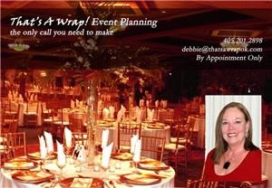 That's A Wrap! Event Planning