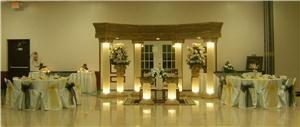Columns By Candy Linen Rentals