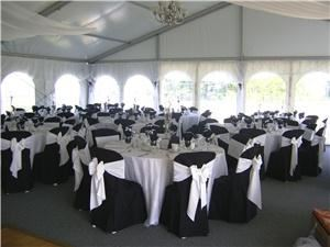 Lakeside Reception Tent