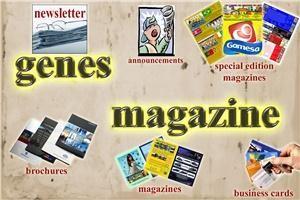 Genes Magazine