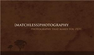 {MATCHLESS} PHOTOGRAPHY