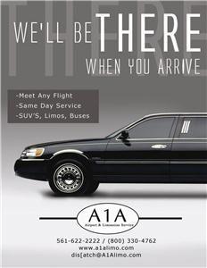 A1A Airport & Limousine Service