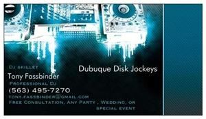 Dubuque Disk Jockeys