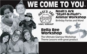 Noah's Ark Animal Workshop