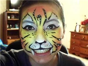 Face Painting by Abby