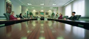 Main Building Meeting Room 500 Boardroom