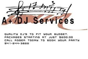 A+ DJ Services