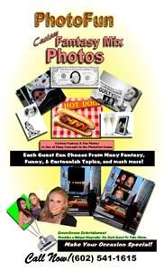 GreenScreen - PhotoBooths, FlipBooks and More