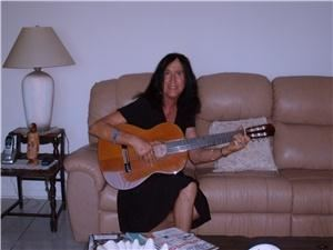 Classical Spanish Guitar by Judy