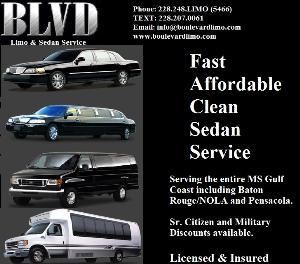 Boulevard Limousine and Sedan Service