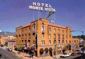 The Hotel Monte Vista