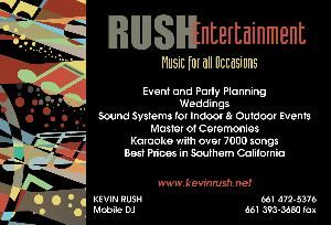 Kevin Rush Entertainment