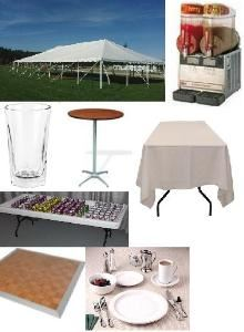 Tri City Party Rentals/Event Service