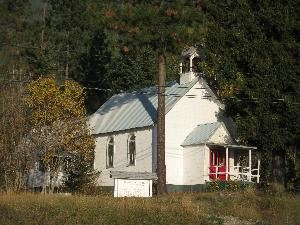 The Old Church in Hope