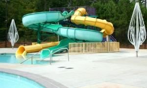 Outdoor Leisure Play Pool
